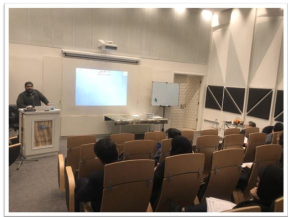 برگزاری دوره آموزشی کارگاه اصول و مقررات نوین انبار داری و توزیع( GSP&GDP )