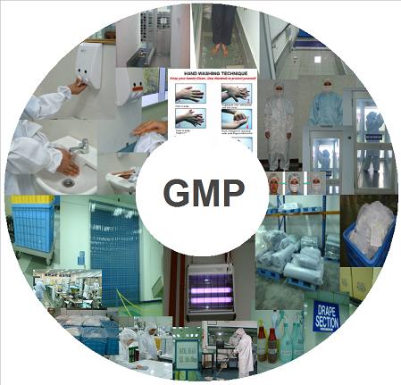 GMP یا شرايط خوب تولید چیست؟